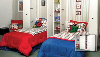 Murphy Beds for Children's Rooms