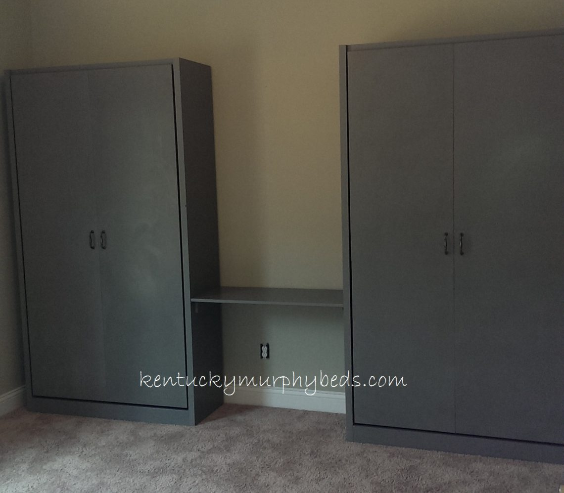 Twin Murphy Beds Coolest on Amish Made Bedroom Furniture