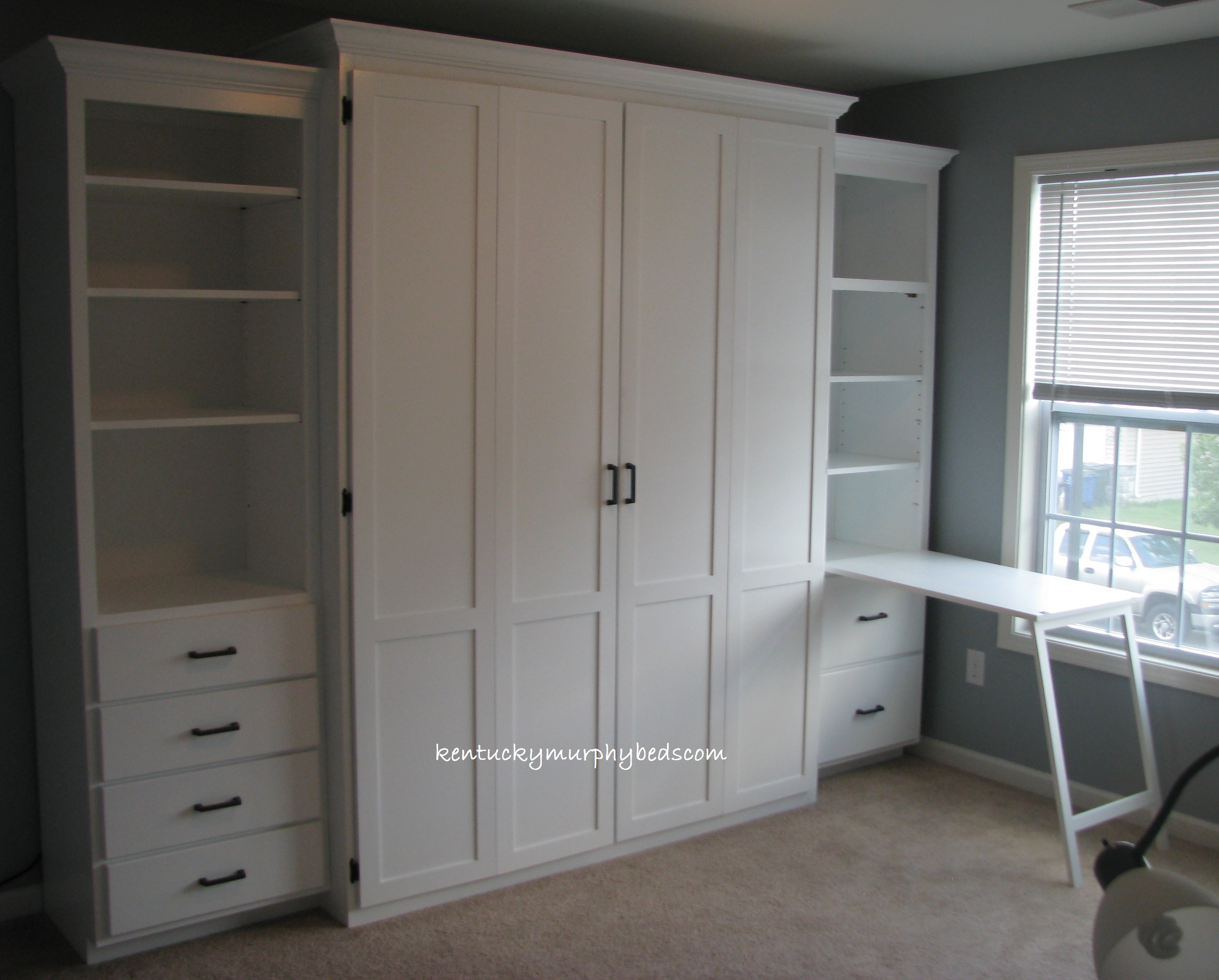 Guest Room And Home Office Kentucky Murphy Beds